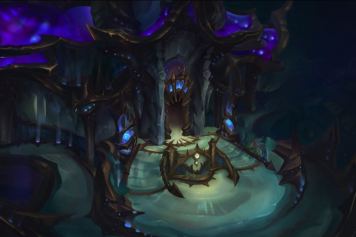 World of Warcraft's Rise of Azshara dungeon and raid will open