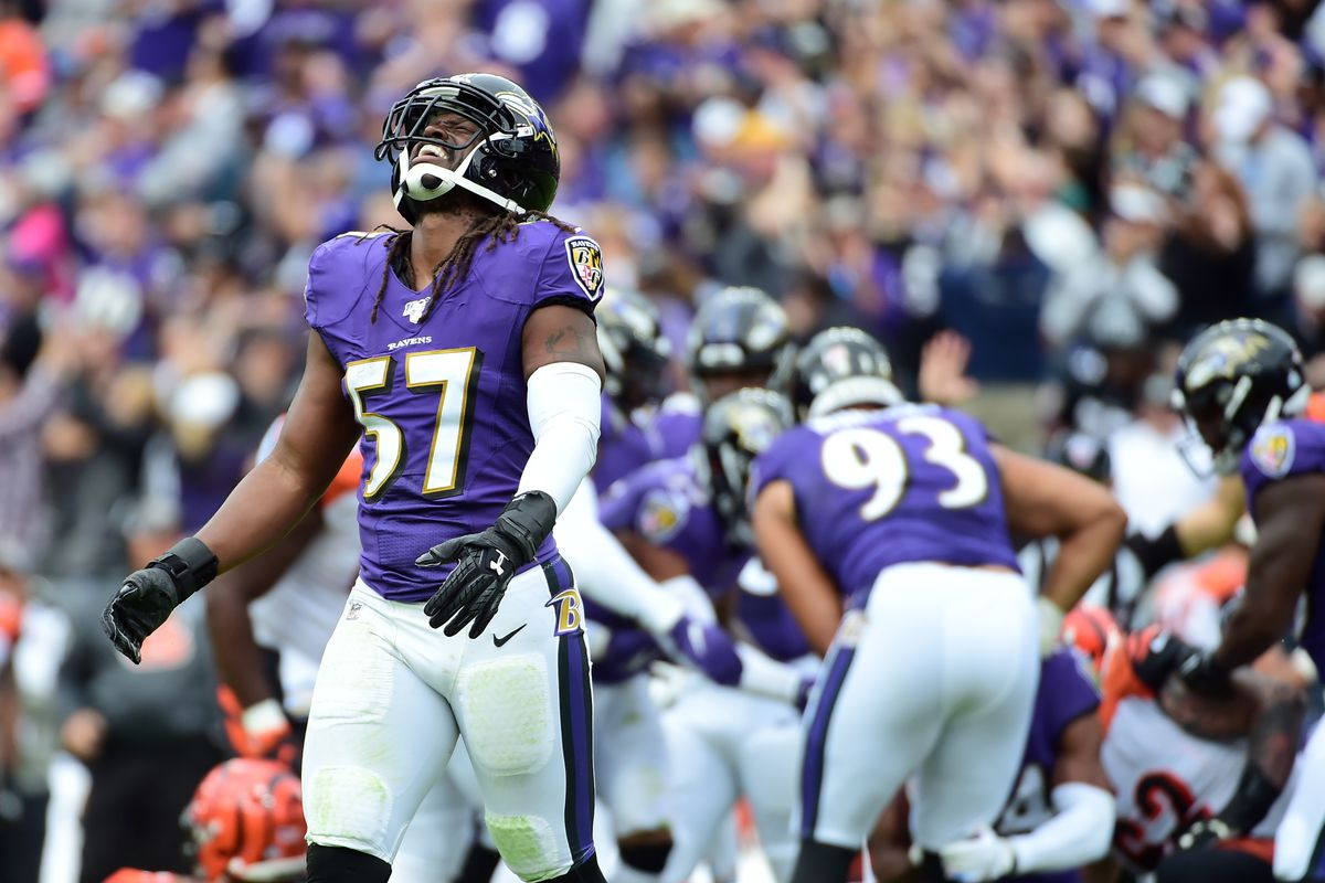 Ravens Unsung Hero of Week 6