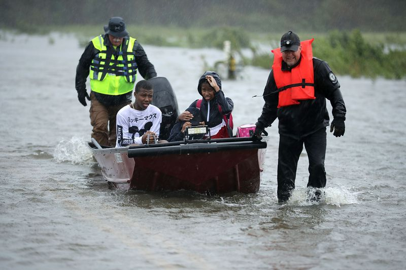 1033074066.jpg Hurricane Florence catastrophic flooding, rescues, and deaths: what we know