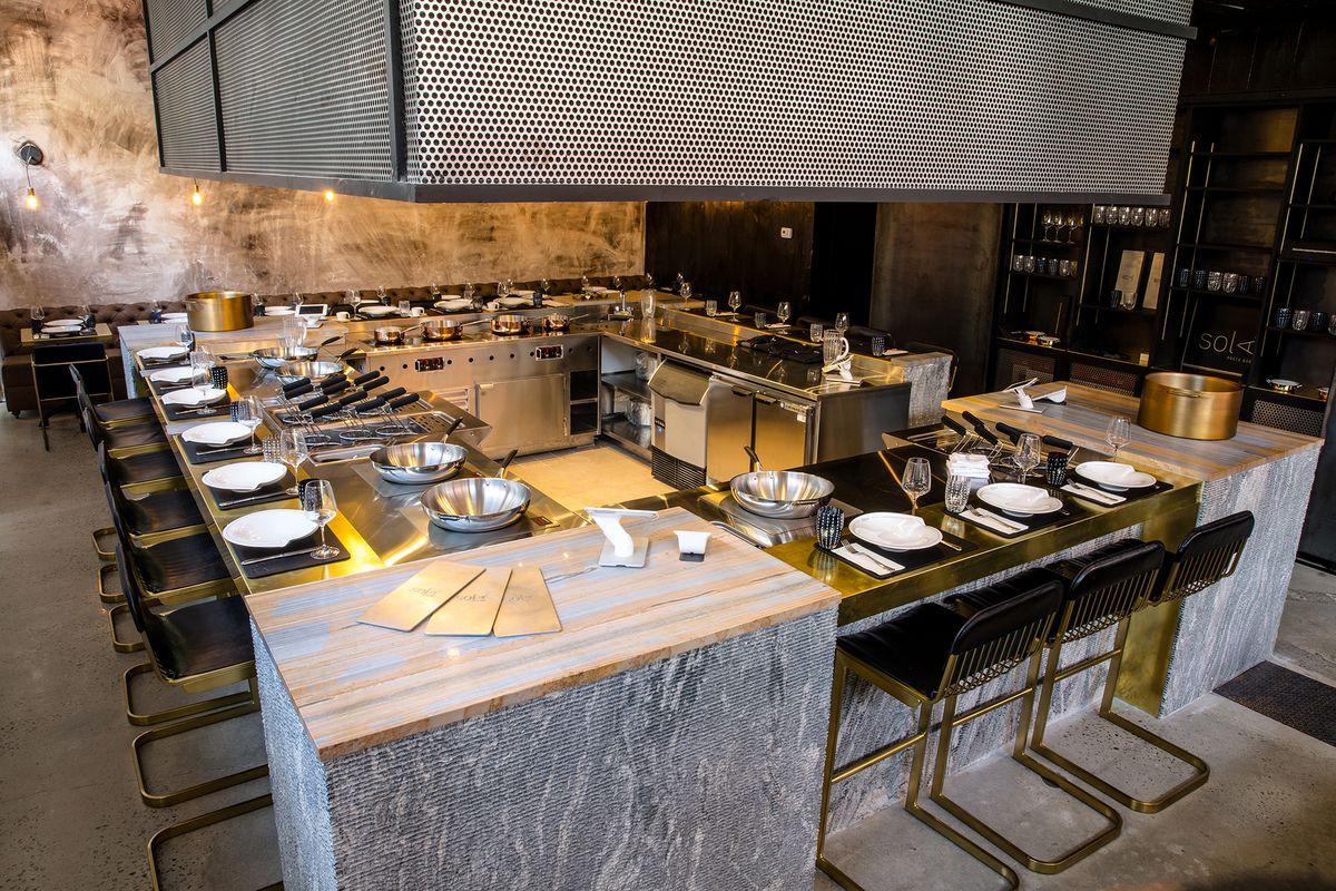 Michelin Star Restaurants Soho Nyc