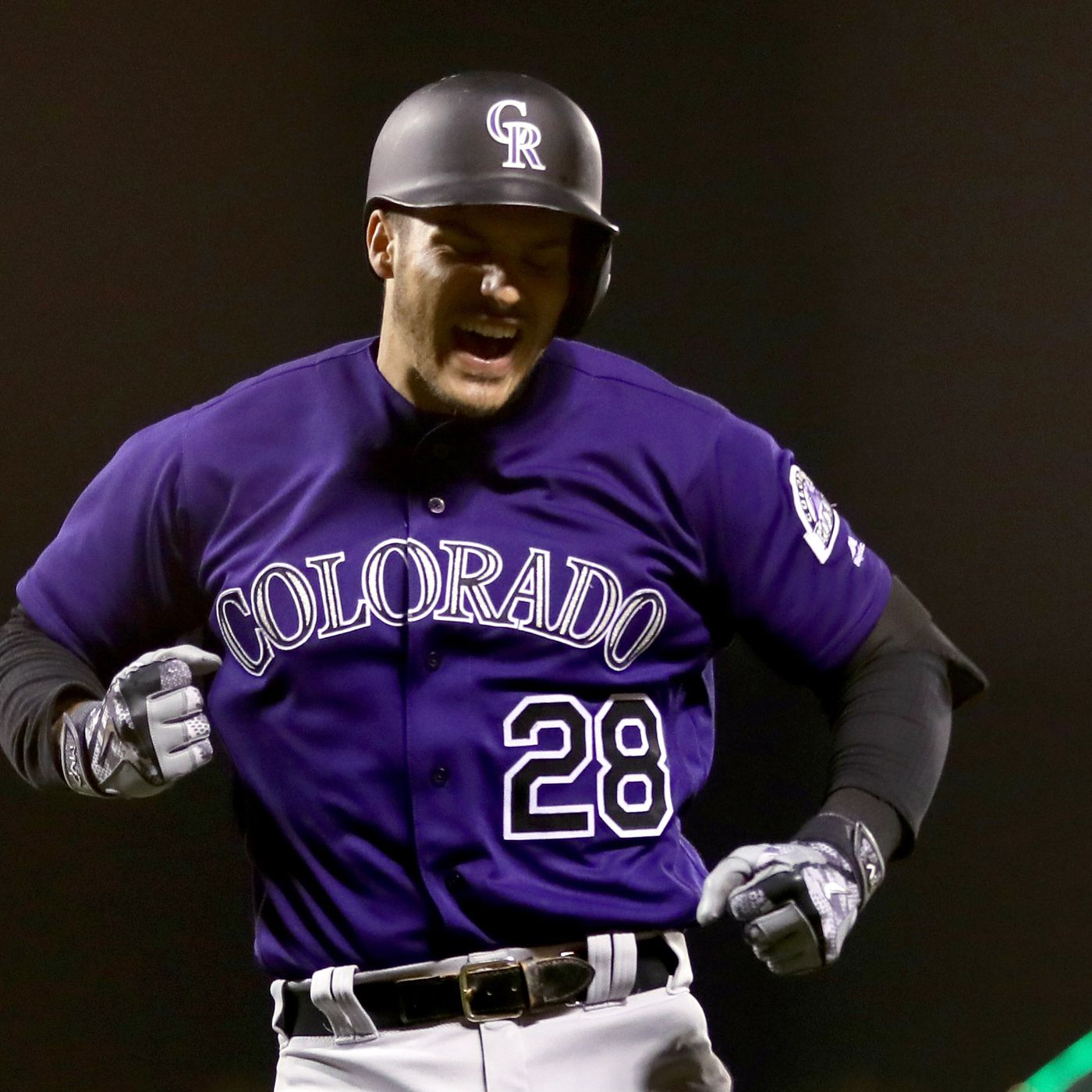 reputable site e01fa ee00b The Rockies should sign Nolan Arenado to a contract ...