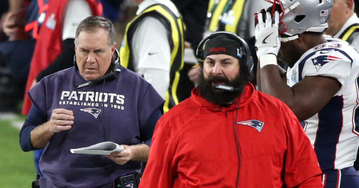 Bill Belichick finally wasn?t able to own a former assistant coach