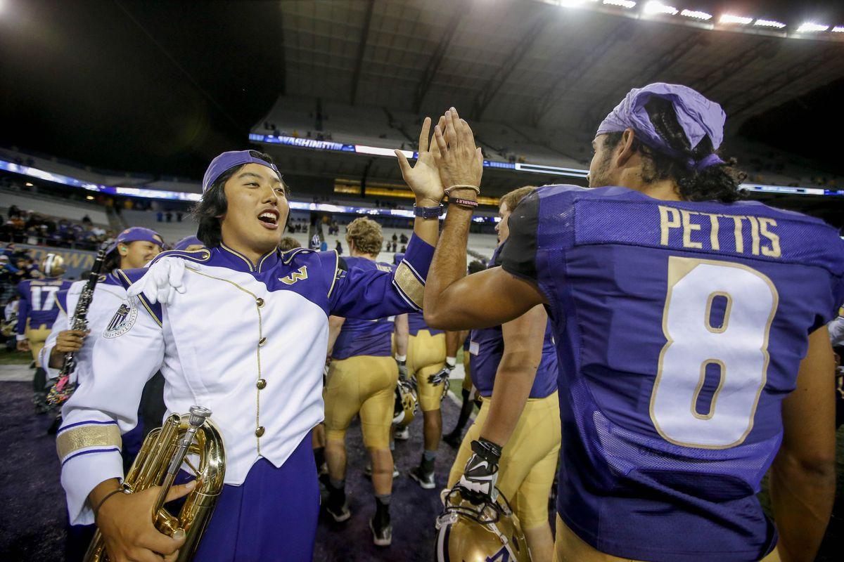 NCAA Football: Portland State at Washington