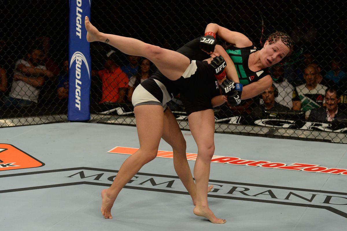 The Ultimate Fighter Finale: Magana v Waterson