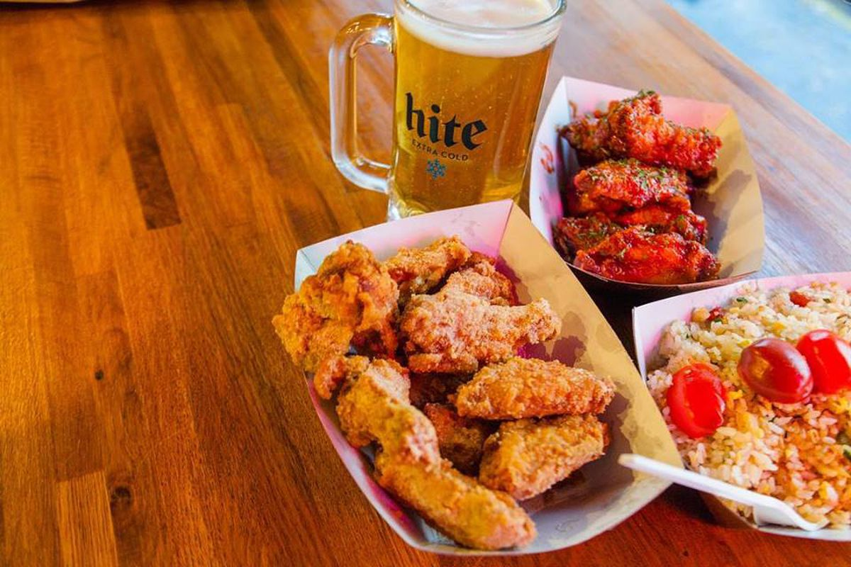 Korean Chicken Restaurant Chi Mac Prepares to Open in ...