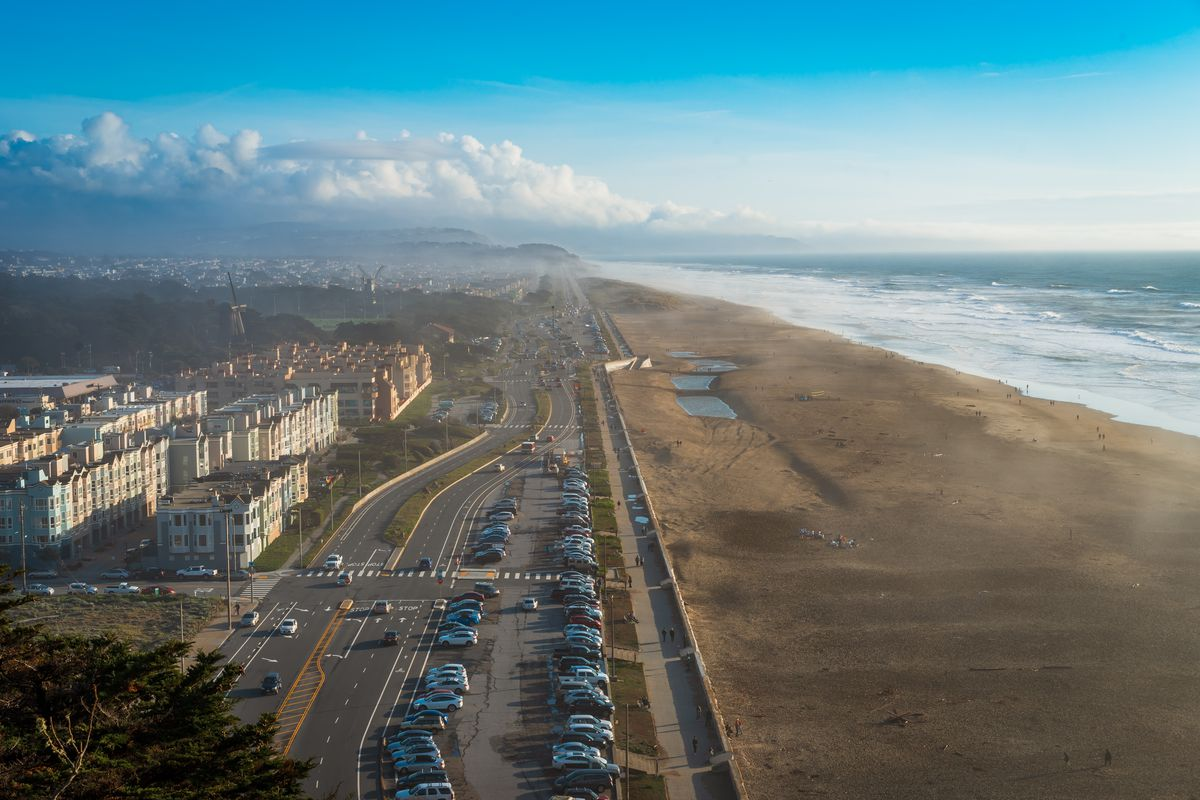 San Francisco S Ocean Beach 10