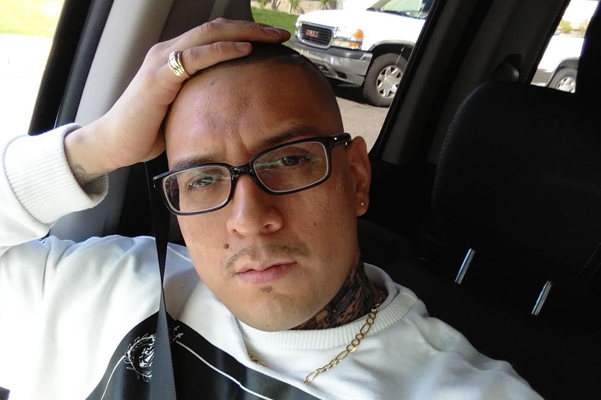 Joe Alvin Gomez was shot three times by Adult Probation and Parole officer Andrew Reed O'Gwin, 48, last year. Salt Lake County District Attorney Sim Gill on Monday, April 9, 2018, ruled the shooting was not justified and filed a charge of aggravated assau
