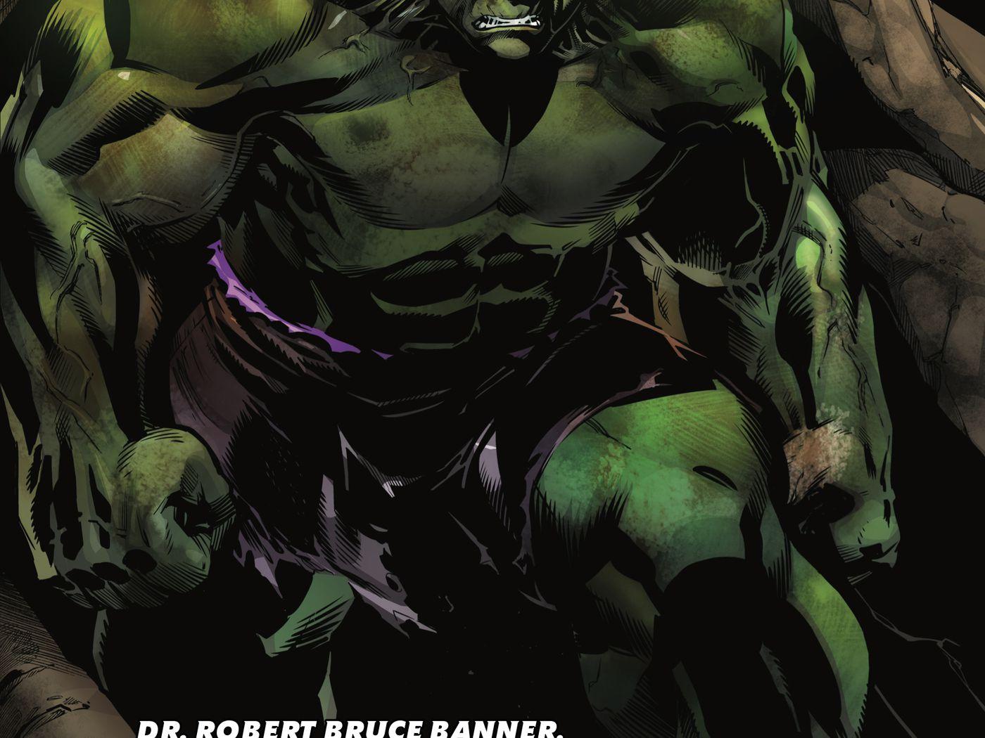 Immortal Hulk #1 brings the Hulk back to Marvel Comics - Polygon