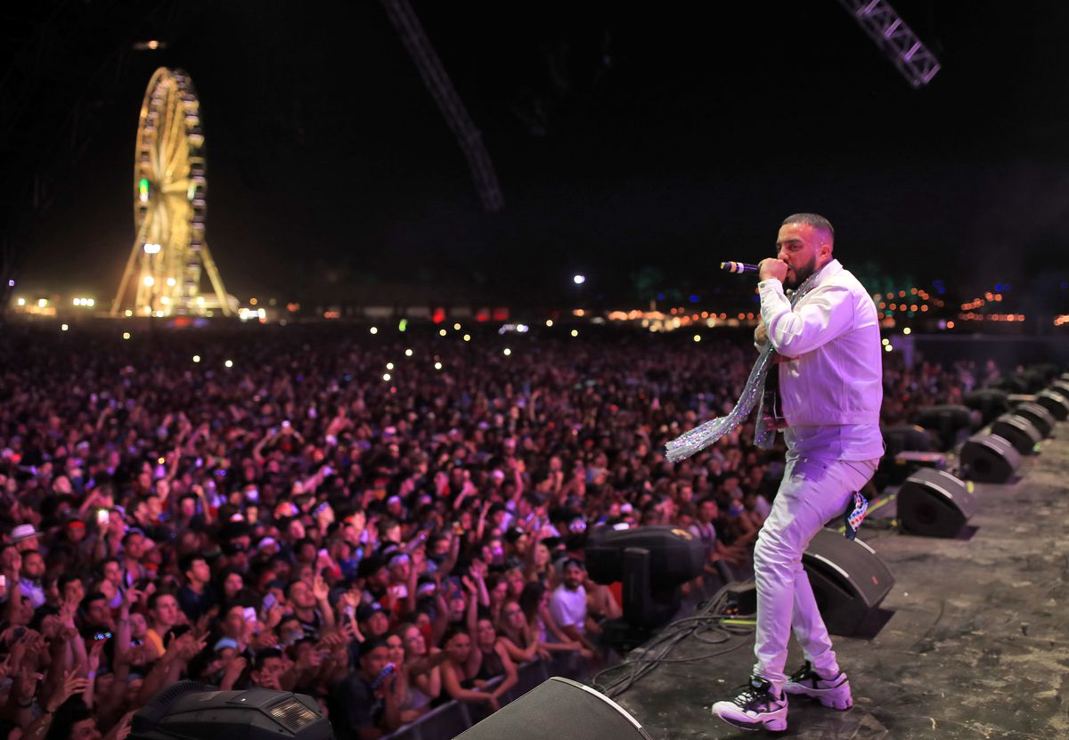 2018 Coachella Valley Music And Arts Festival - Weekend 2 - Day 3