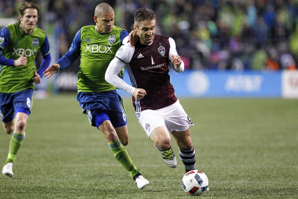MLS: Western Conference Championship-Colorado Rapids at Seattle Sounders