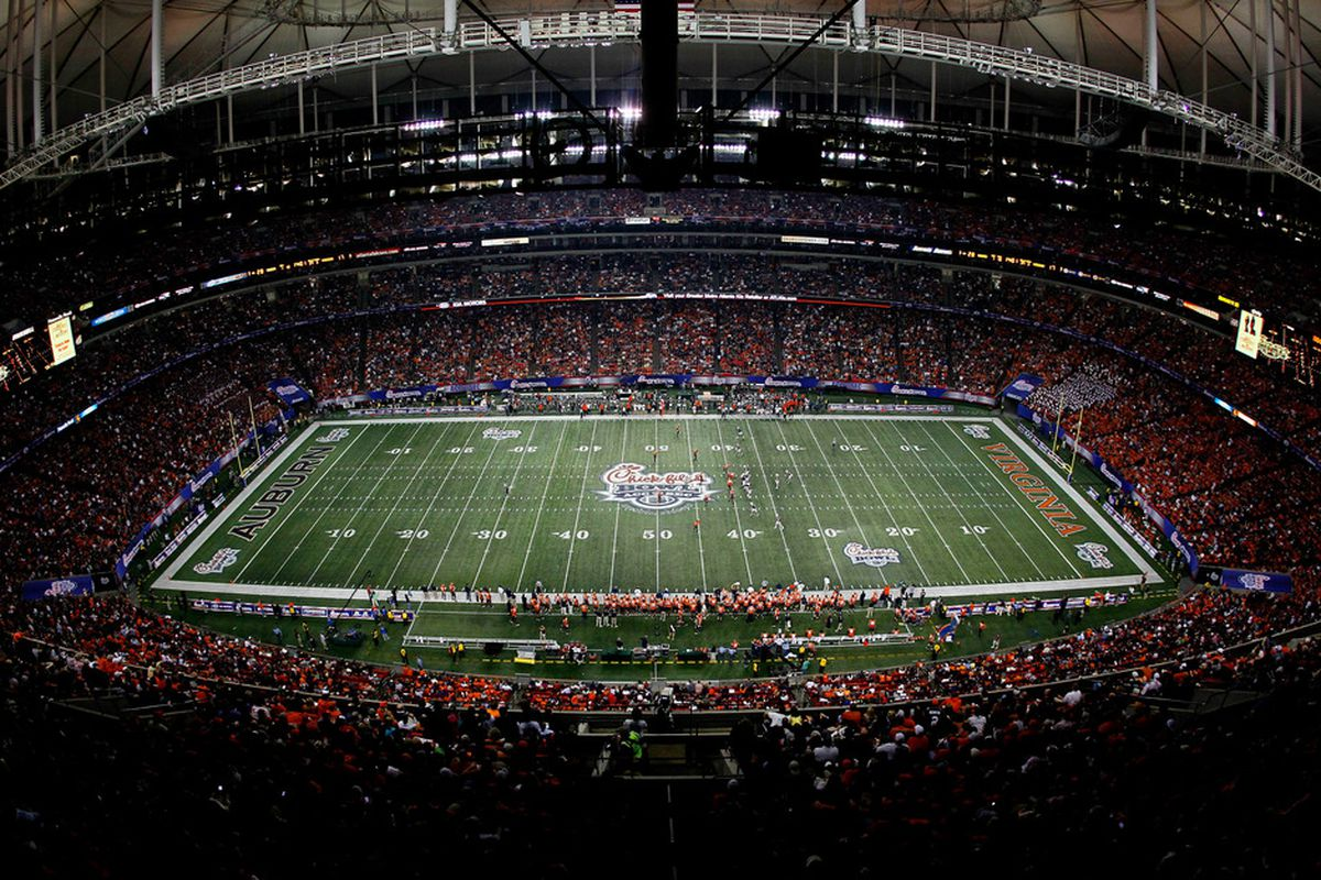 Could State be playing here come New Year's Eve?