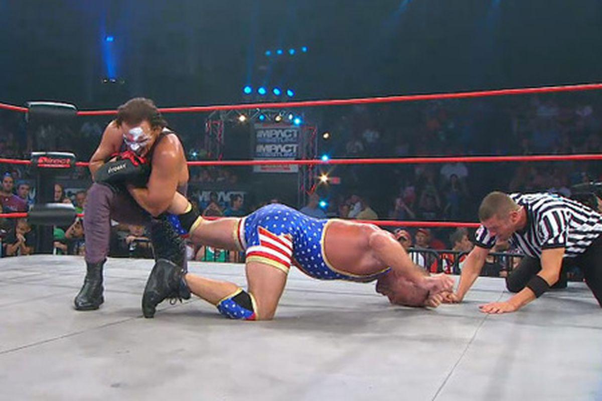 "Photo via <a href=""http://impactwrestling.com"" target=""new"">Impact Wrestling</a>"
