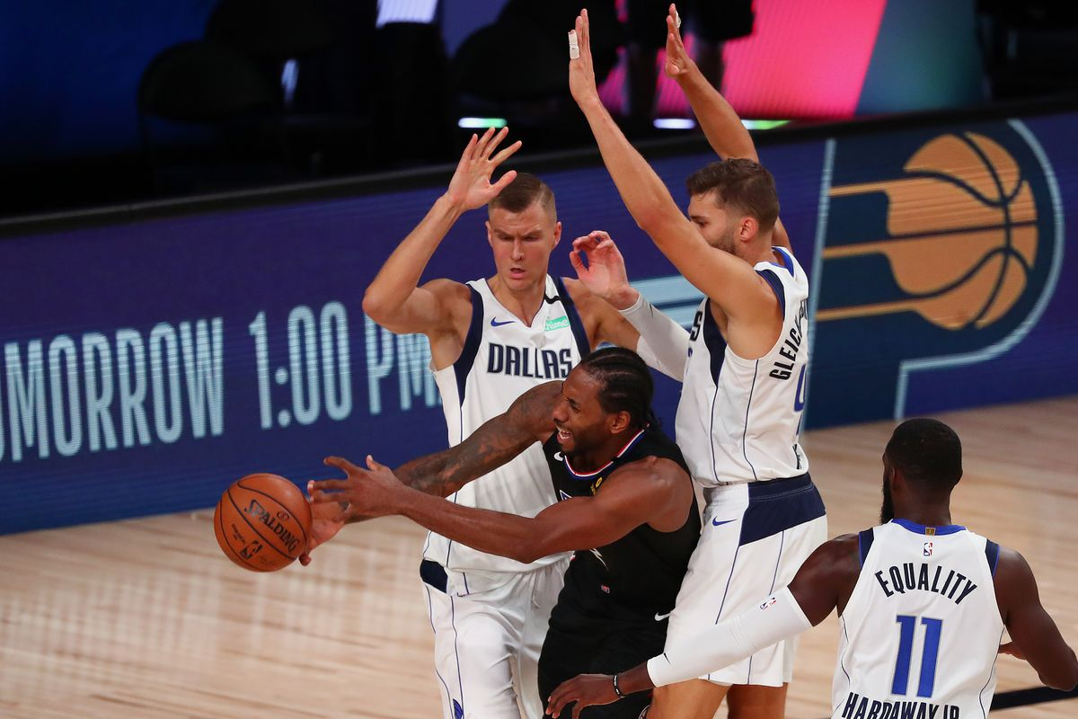 3 things as the Mavericks dominate the Clippers in Game 2, 127-114 - Mavs  Moneyball