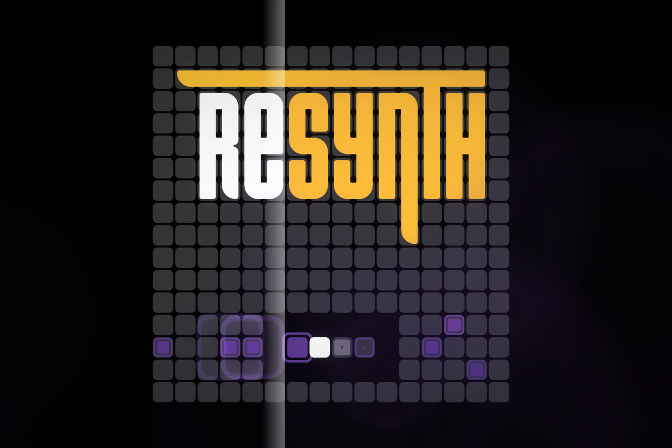 resynth turns making music into a puzzle game