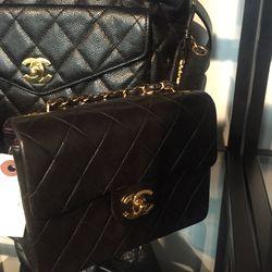 Chanel 2.55 lambskin mini bag, $2,550