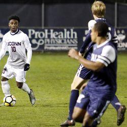 Yale Bulldogs @ UConn Huskies Men's Soccer