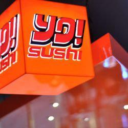"""<a href=""""http://dc.eater.com/archives/2012/07/24/inside-uk-chain-yo-sushis-firstever-us-location.php"""">DC: Inside UK Chain <strong>Yo! Sushi</strong>'s First-Ever US Location</a> [Ben Droz/Eater DC]"""