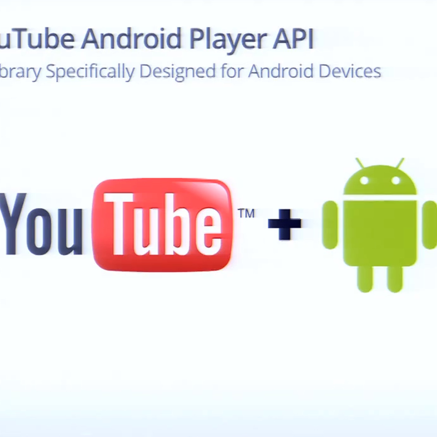 Google introduces new YouTube API for Android - The Verge