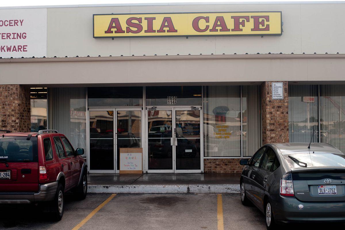 Asia Cafe.