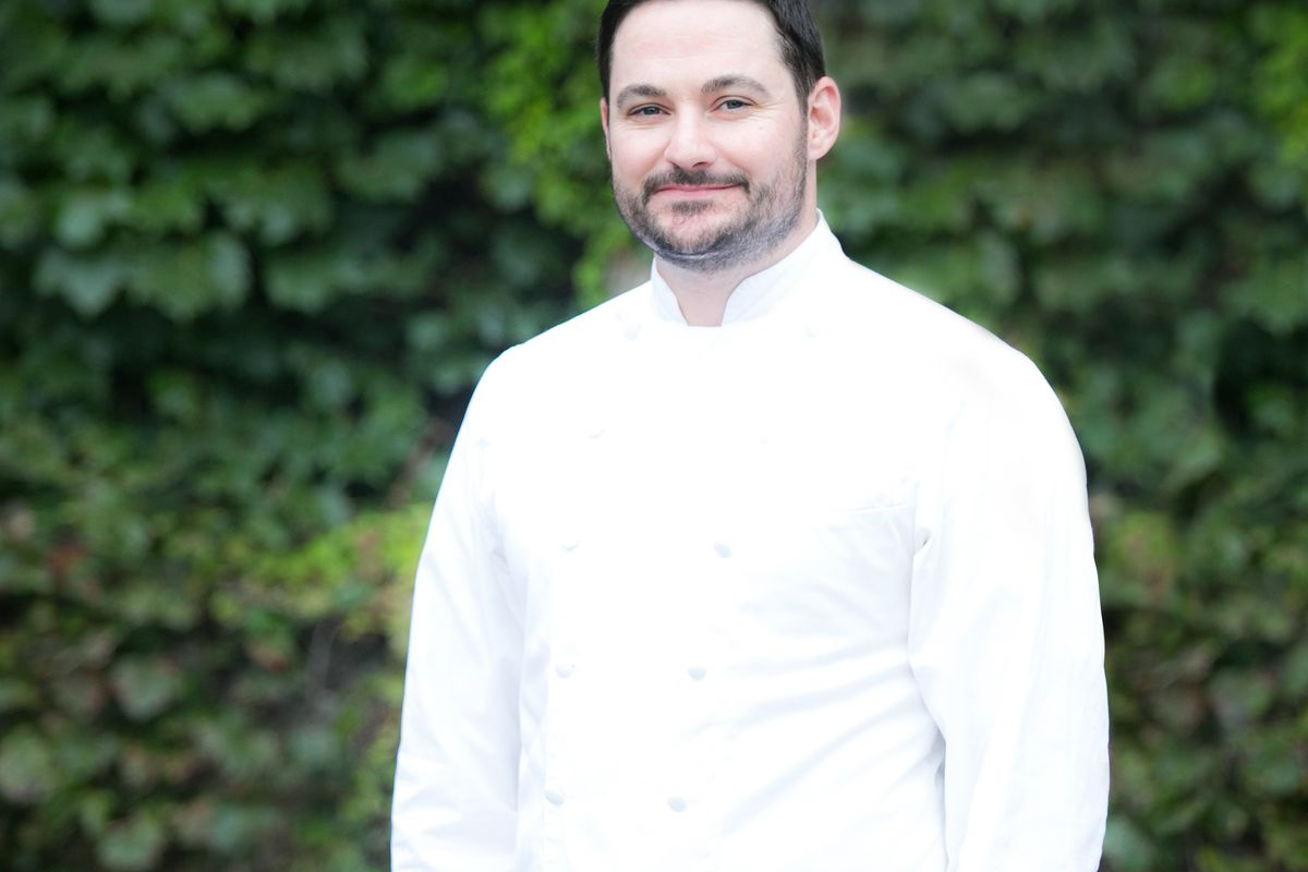 Chris Gerster is the executive chef at The Commodore