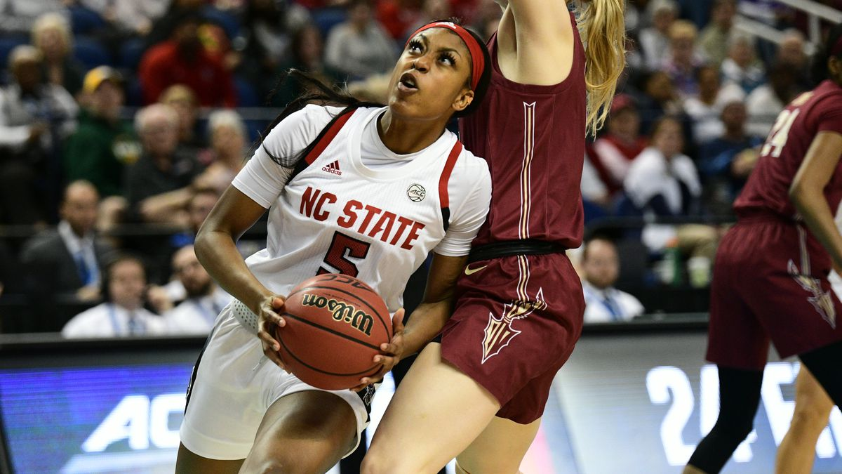 COLLEGE BASKETBALL: MAR 08 ACC Women's Tournament - Florida State v NC State