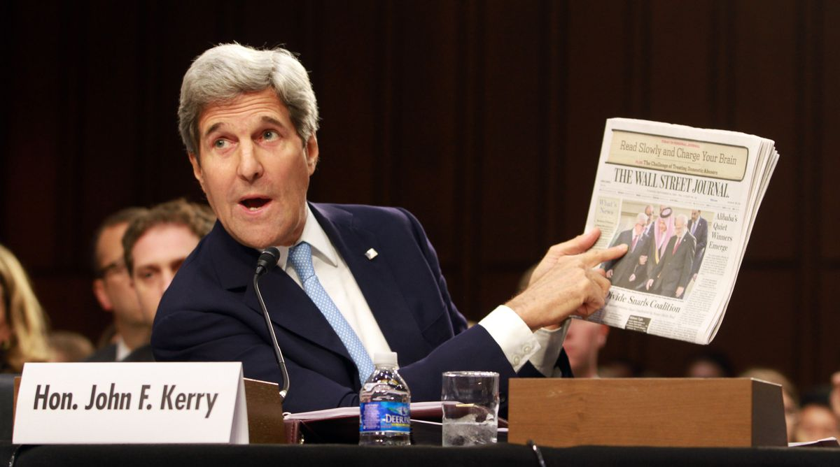 Kerry ISIS WSJ