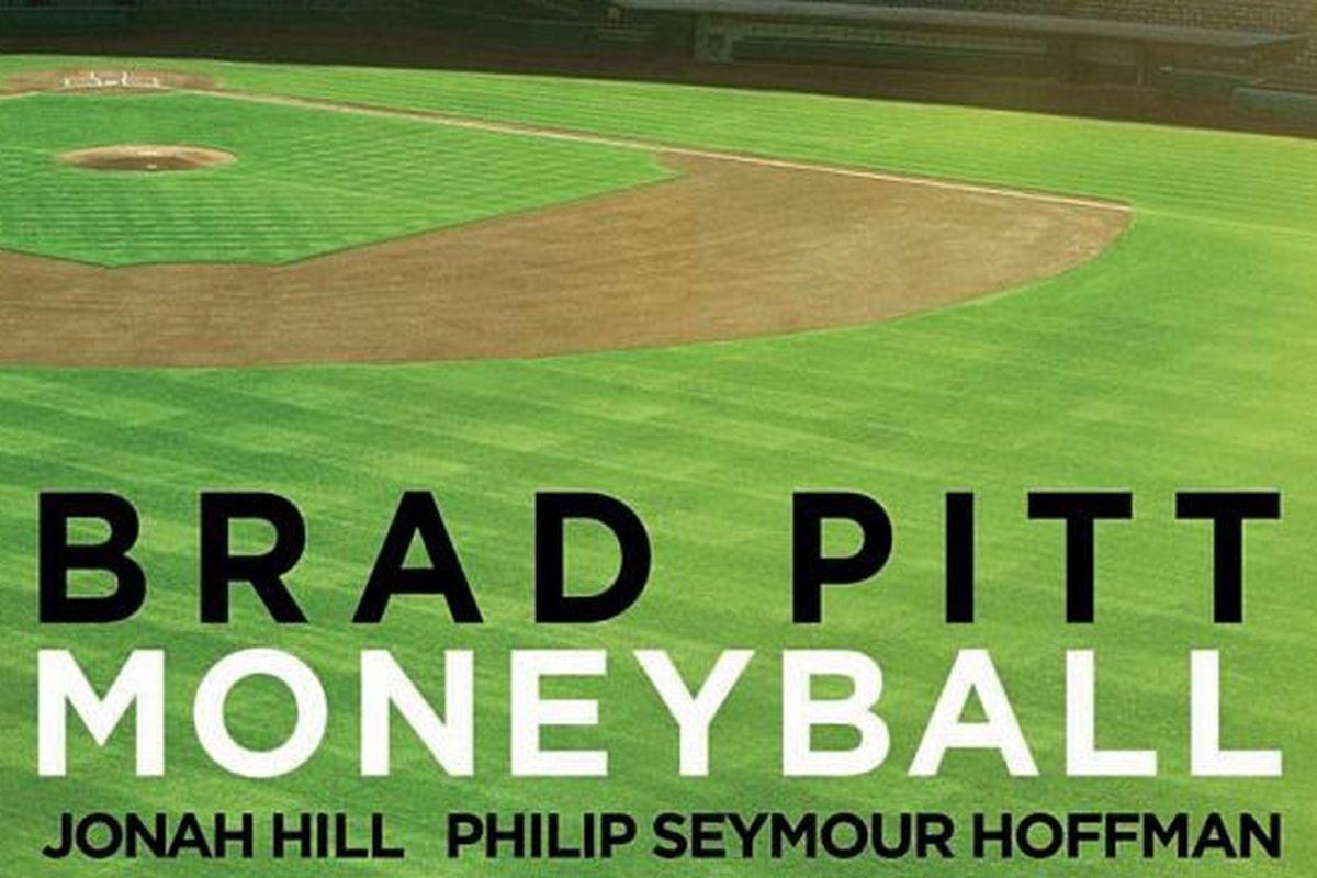 Moneyball Poster