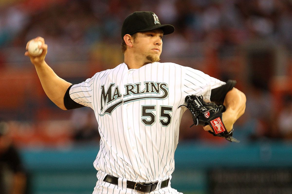 No matter all the acquisitions and new faces, the general consensus says the fate of the Marlins still rests on the health and performance of Josh Johnson.
