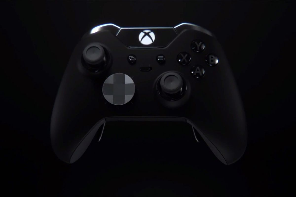 Xbox One Elite Controller Gets A Release Date Polygon