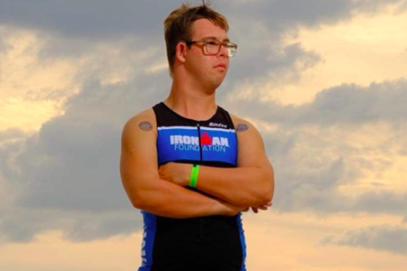 Screen Shot 2020 11 12 at 9.26.02 AM.0 - Chris Nikic becomes first person with Down syndrome to complete Ironman triathlon