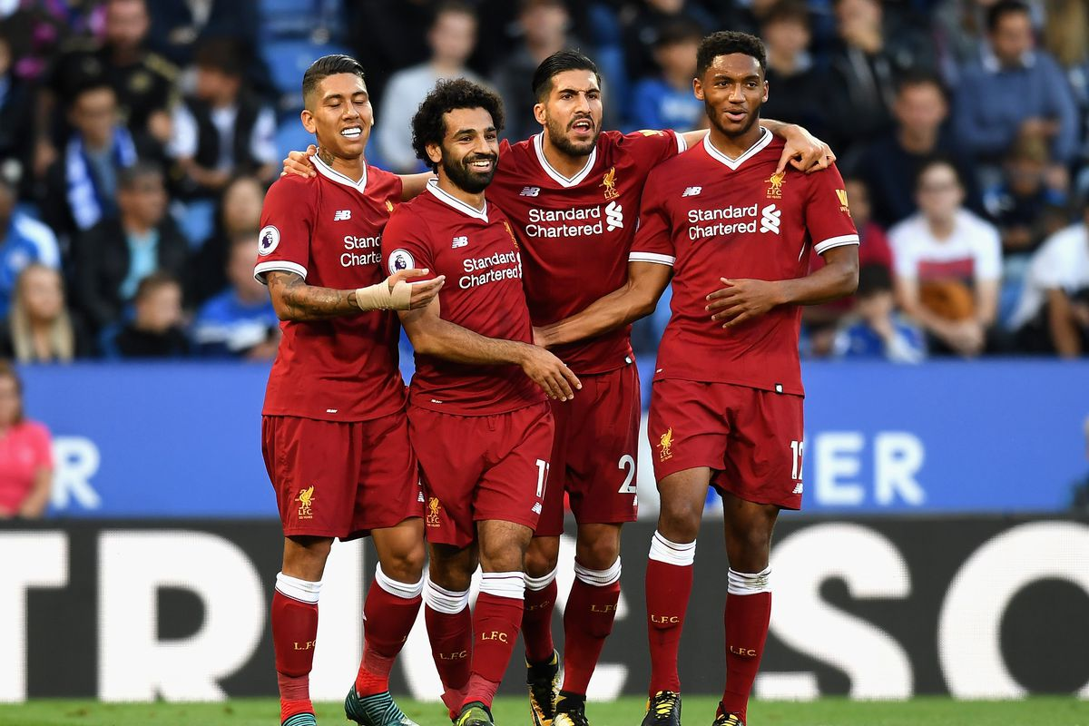 Image Result For Liverpool Champions League Match Vs Spartak Moscow