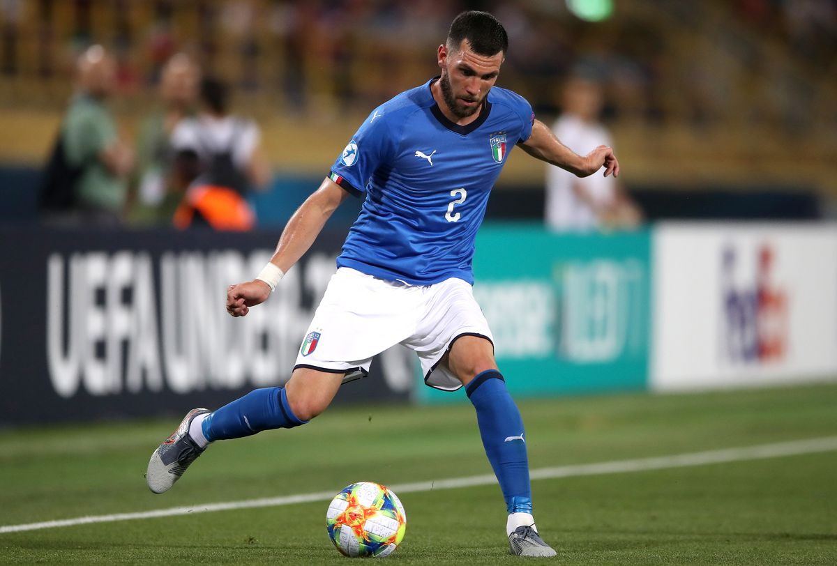 Italy U21 v Spain U21 - UEFA European Under-21 Championship - Group A - Renato Dall'Ara