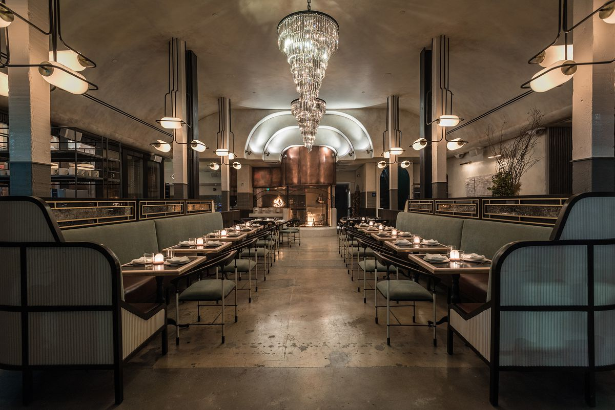 Vote for la s most stunning restaurant of the year eater
