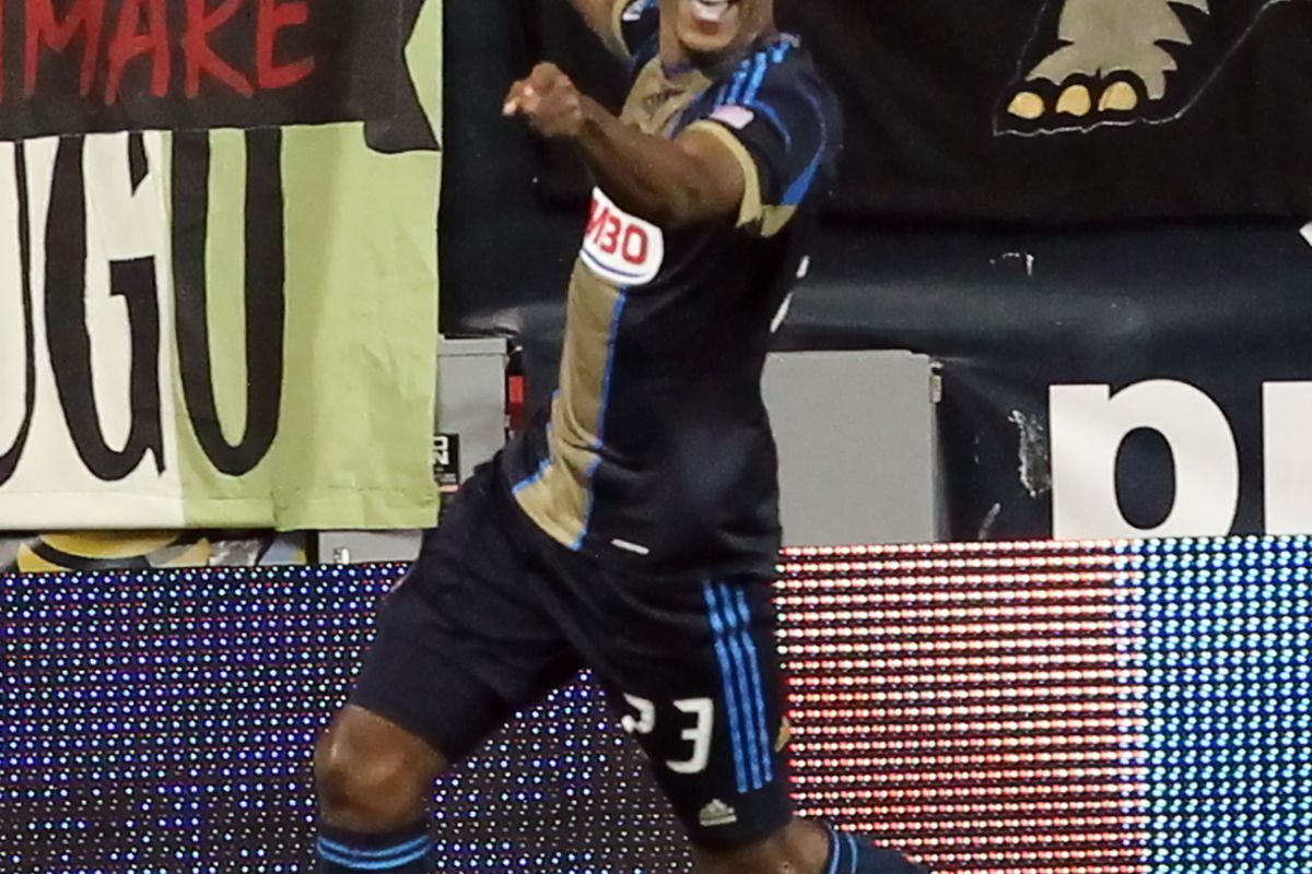D.C. United has acquired Colombian striker Lionard Pajoy from the Philadelphia Union in exchange for Danny Cruz.