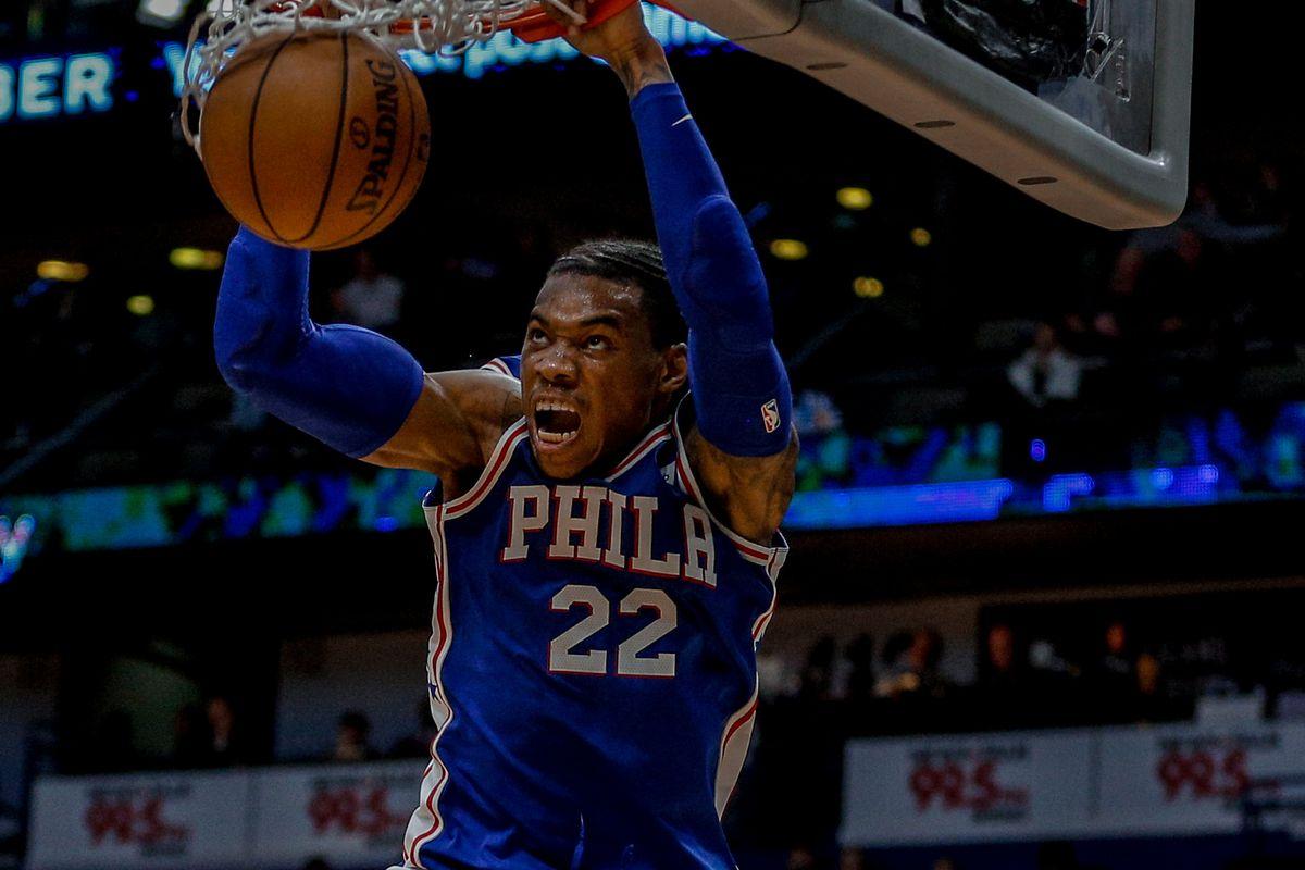 NBA: Philadelphia 76ers at New Orleans Pelicans