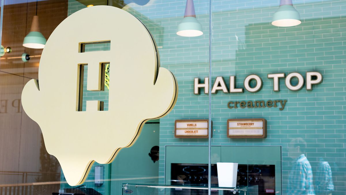 Halo Top Completely Conquered Freezer Shelves Are Scoop Shops Next