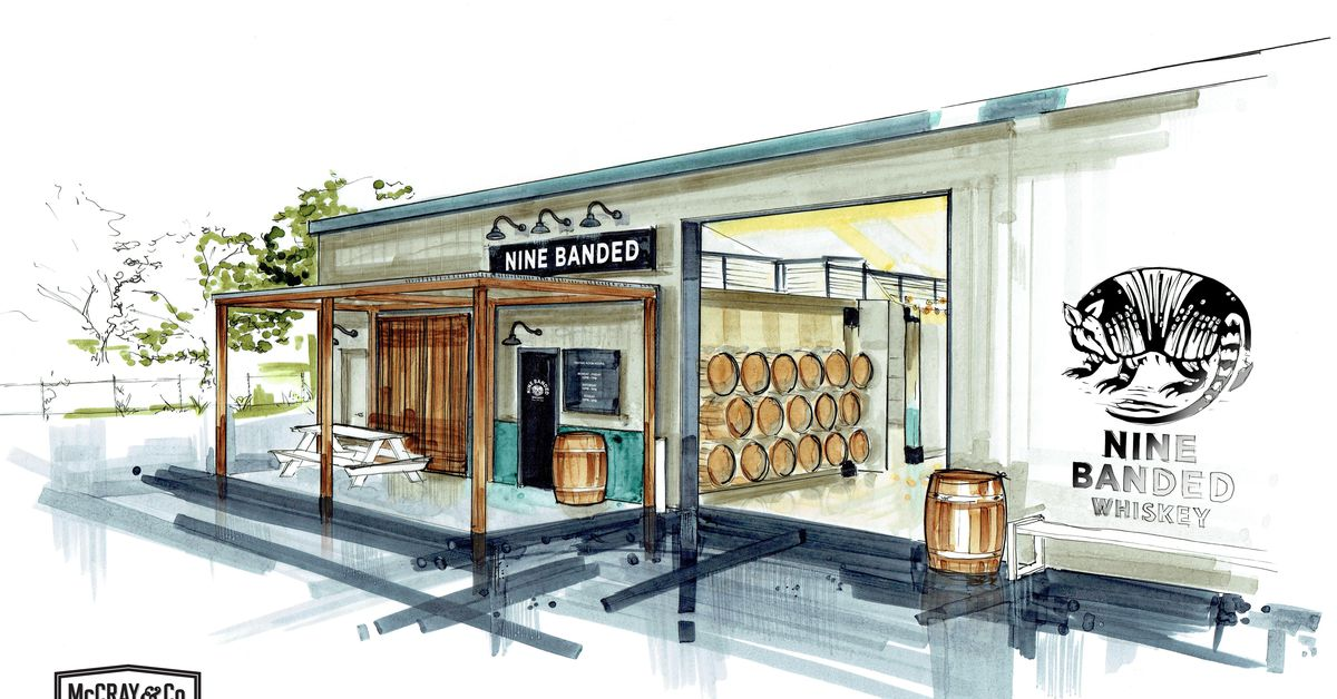 Nine Banded S Whiskey Tasting Room Is Coming To Fitzhugh