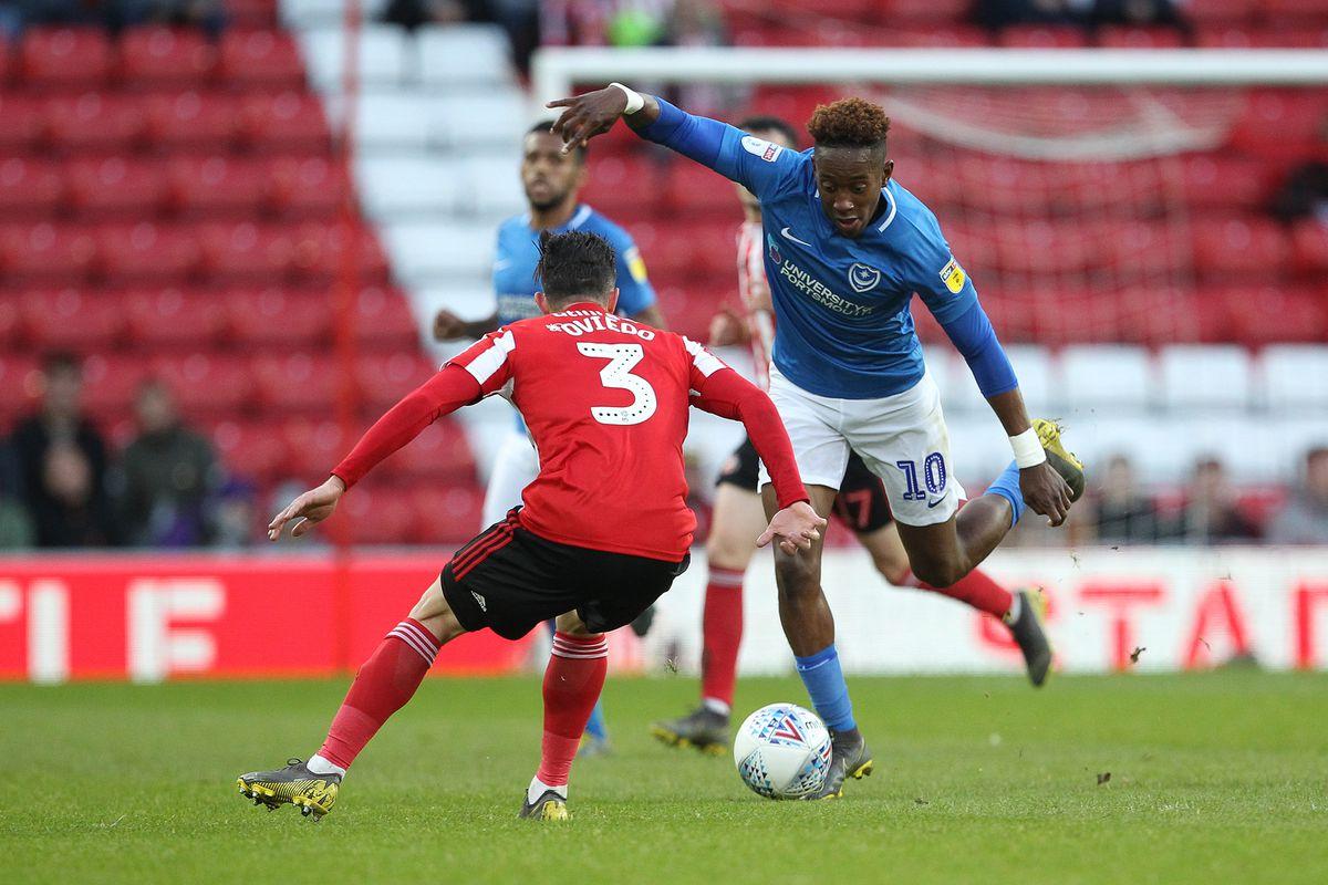 Sunderland v Portsmouth - Sky Bet League One Play-Off: First Leg