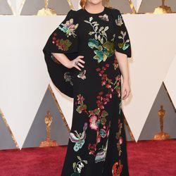 Amy Poehler's here! She's wearing Andrew GN. Photo: Jason Merritt/Getty Images