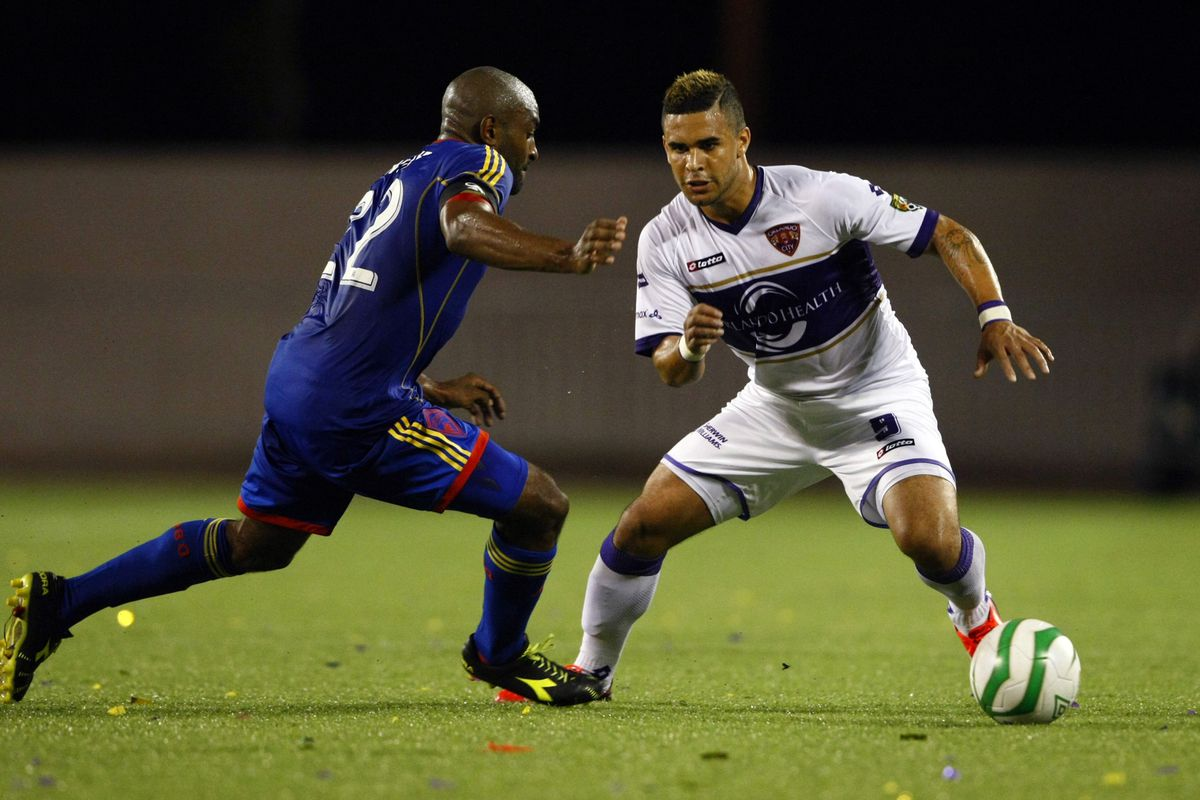 The Colorado Rapids and Orlando City played earlier this year