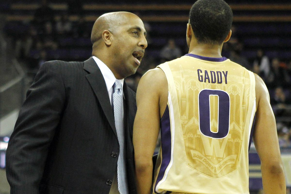 """Romar to Gaddy: """"You do know that this is Albany, right?"""""""