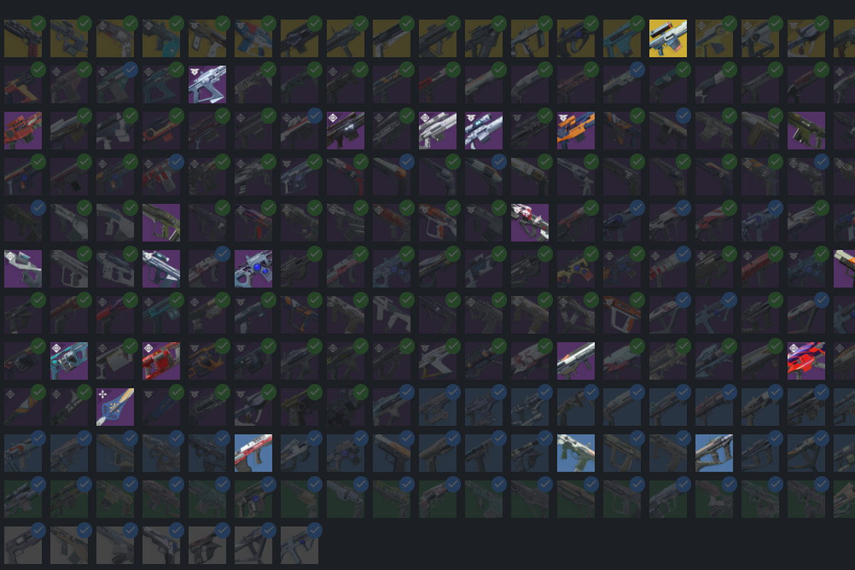 This Destiny 2 program lets you view your Collection early