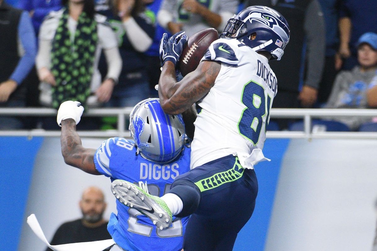 Lions Seahawks Final Score Recap Lions Drop Sloppy Game To