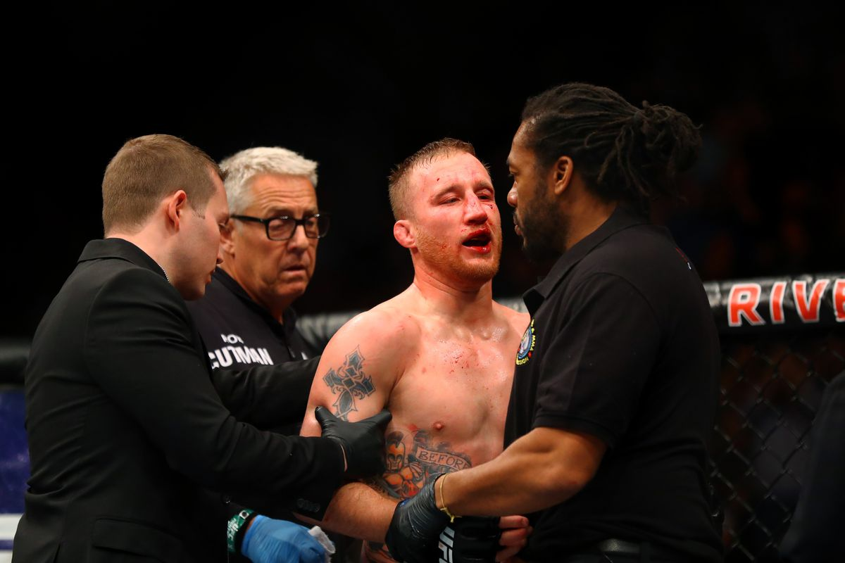 Following UFC Glendale loss, Justin Gaethje says he's got