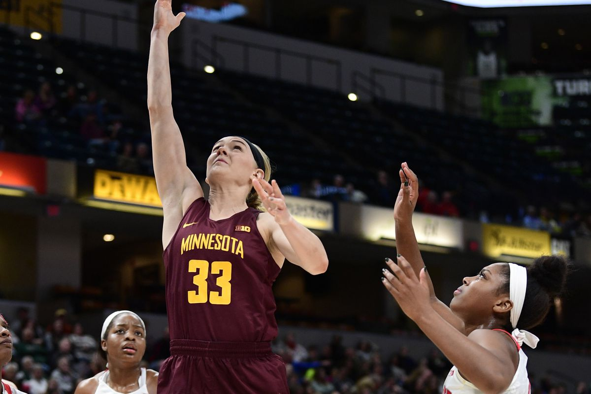 NCAA Womens Basketball: Big Ten Conference Tournament-Ohio State vs Minnesota