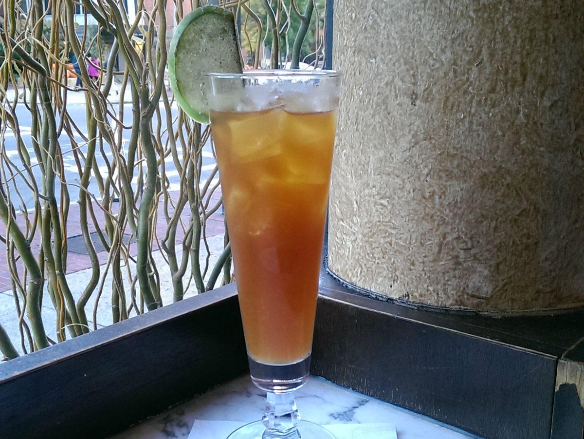 Aquitaine cocktail