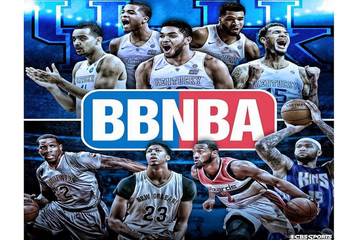 Kentucky Basketball Our First Look At The New Wildcats In: Kentucky Wildcats In The NBA List
