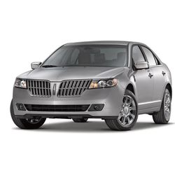 This undated publicity photo provided by Ford/Lincoln shows a 2012 Lincoln MKZ mid-size luxury car.