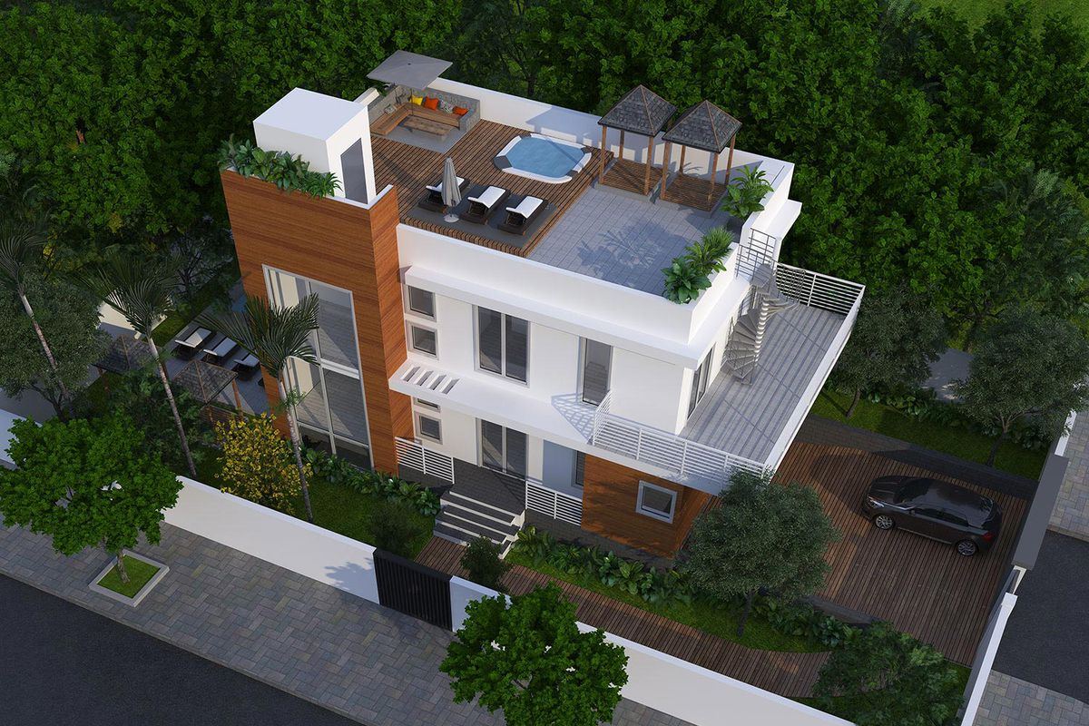 Grove Palms launches new contemporary homes in Coconut Grove ...