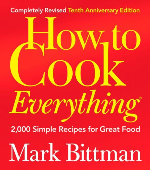 """The cover of """"How to Cook Everything."""""""